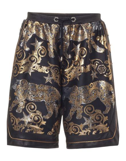 Leather Shorts Peru