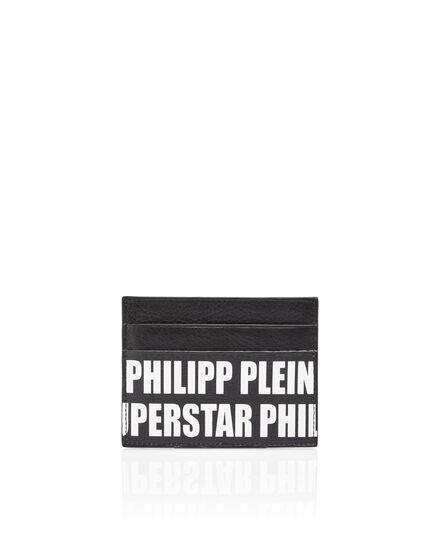 Credit Cards Holder Philipp Plein TM