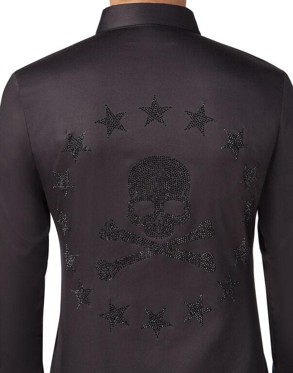 """Shirt """"Stars Around"""" - Slim Fit"""