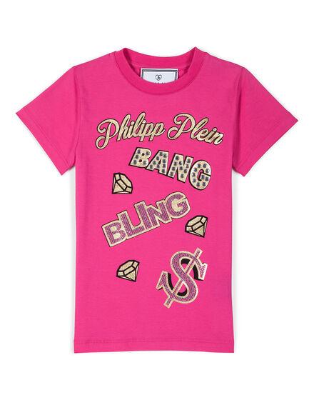 T-Shirt Round Neck SS Bang