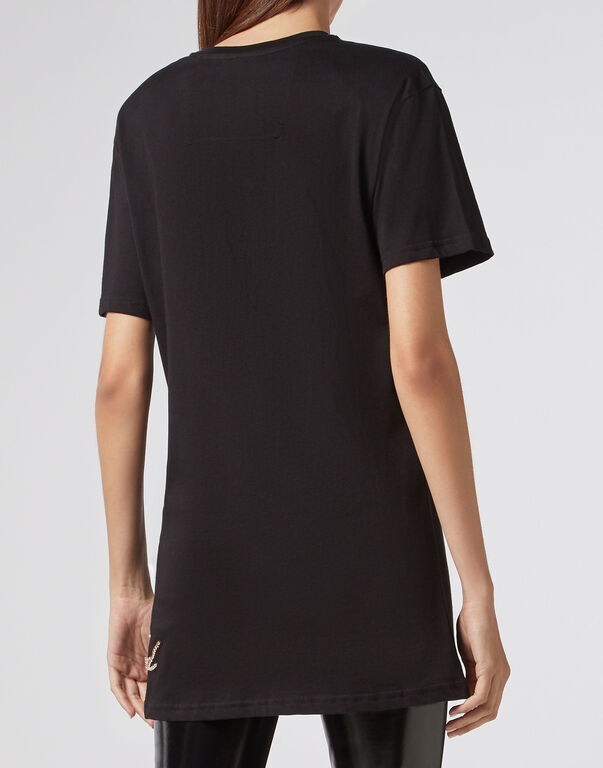 T-shirt Round Neck SS Patches