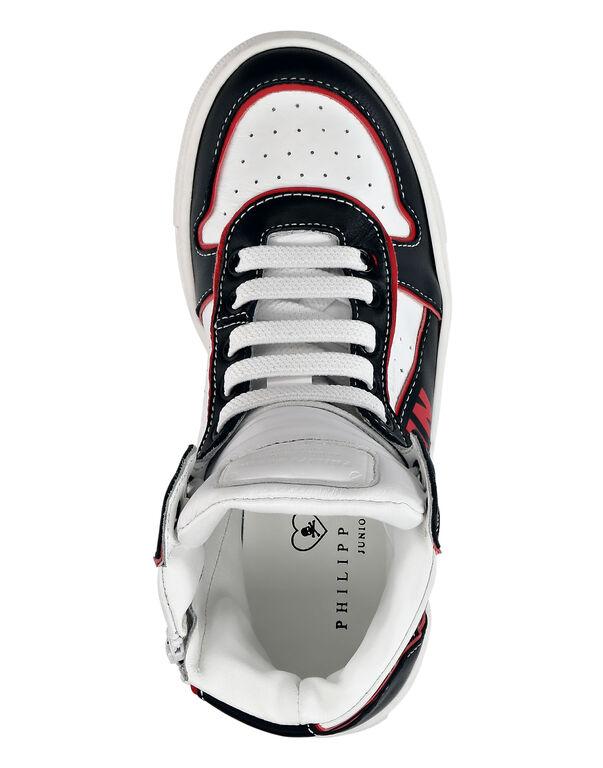 Hi-Top Sneakers Logos