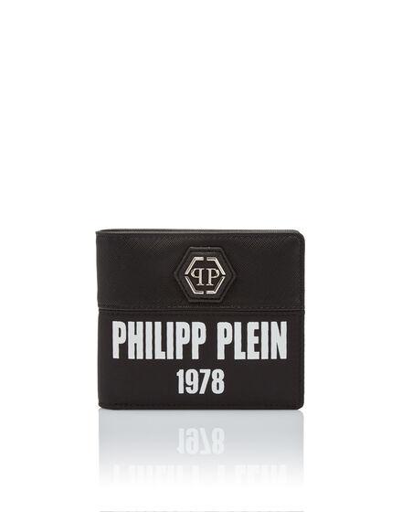 Pocket wallet On top