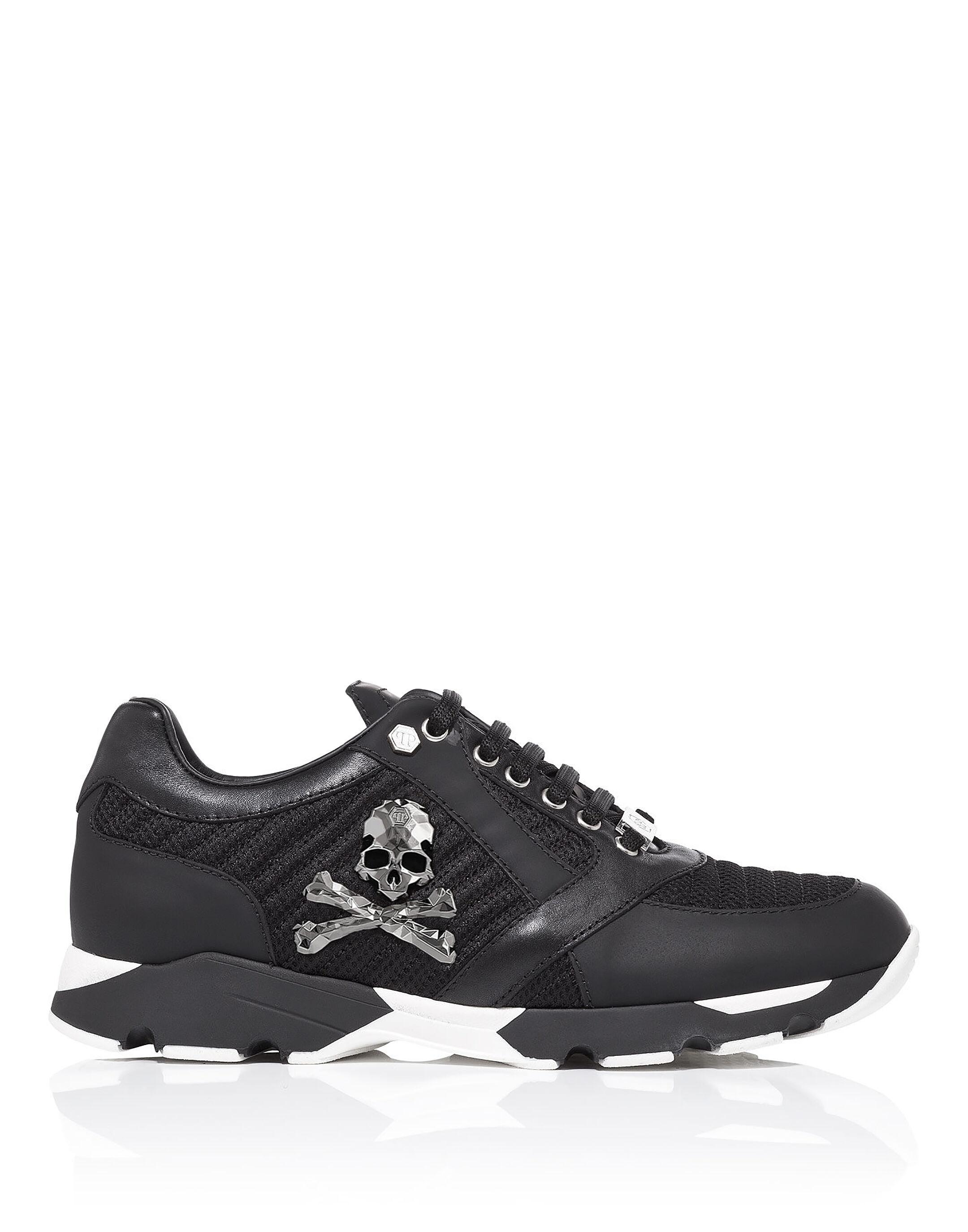 Chaussures De Sport Pour Les Hommes, Noir, Suède, 2017, 40 Philipp Plein