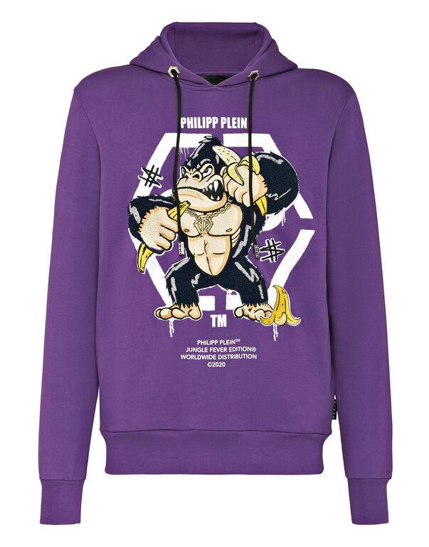 Hoodie sweatshirt King Plein