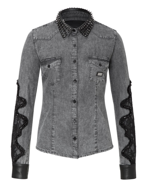 "denim shirt ""daylight"""