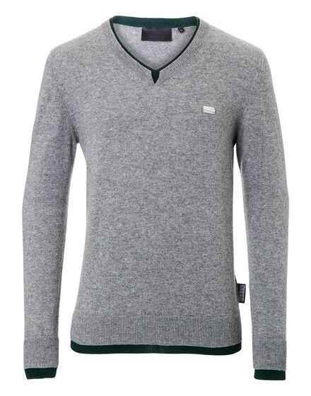Pullover V-Neck LS Were