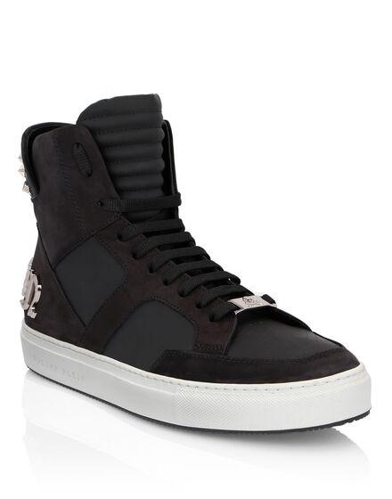 Hi-Top Sneakers Dawson Gothic Plein