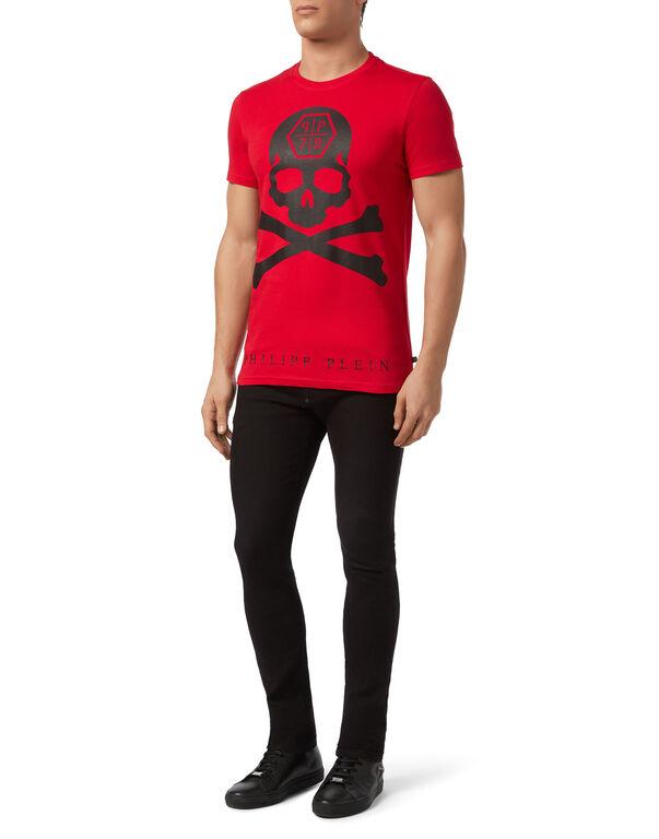T-shirt Round Neck SS Skull PP