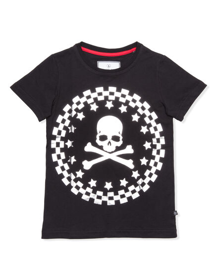T-shirt Round Neck SS Inverted