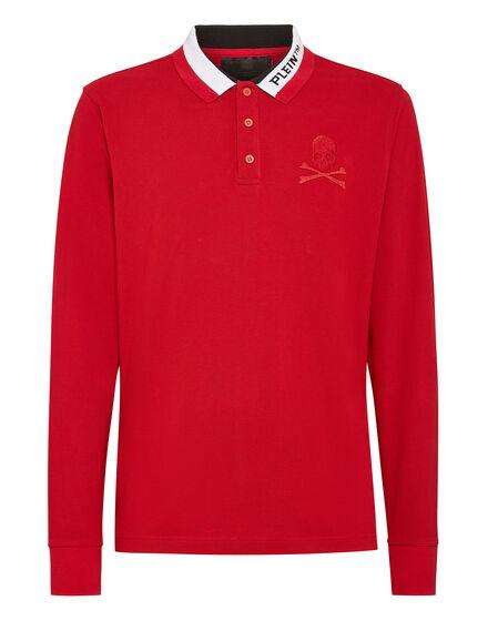 Polo shirt LS