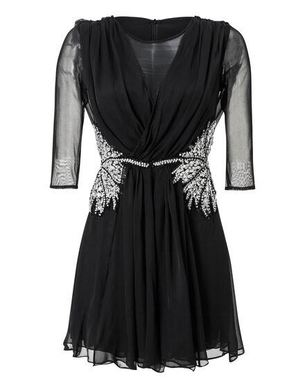 Short Dress Crystal Format