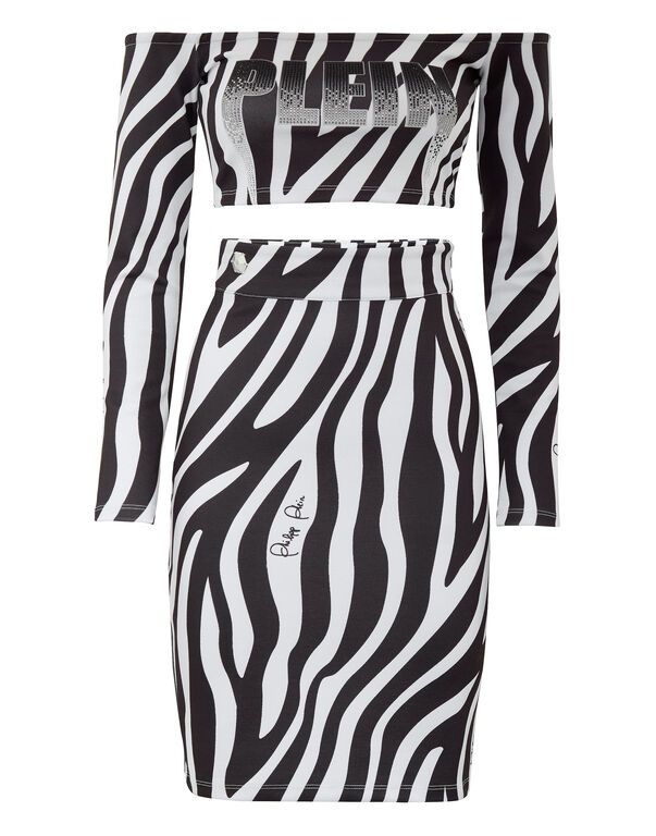 Top/Skirt Zebra