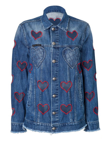 Denim Jacket Cool