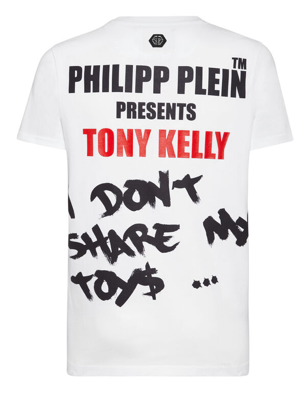 T-shirt Round Neck SS Tony Kelly