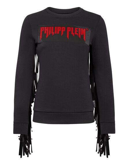 Sweatshirt LS Fringe