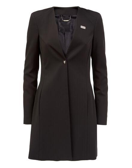 Coat Long Lisa Abrams
