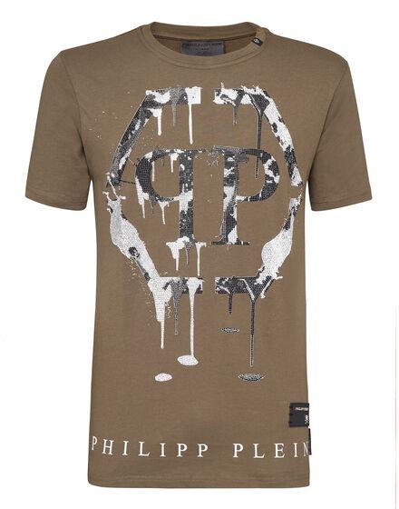 T-shirt Round Neck SS Mind