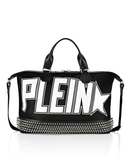 Medium Travel Bag Plein Star