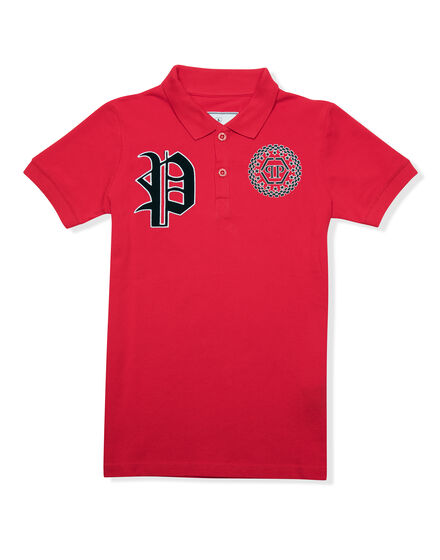 Polo shirt SS Morning After Dark