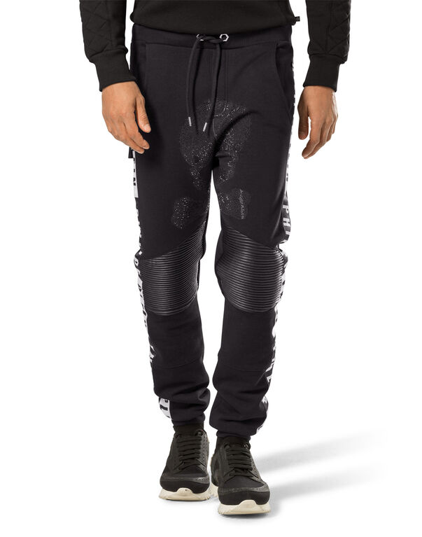 "jogging pants ""skully is back"""