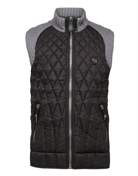 Knit Vest Version