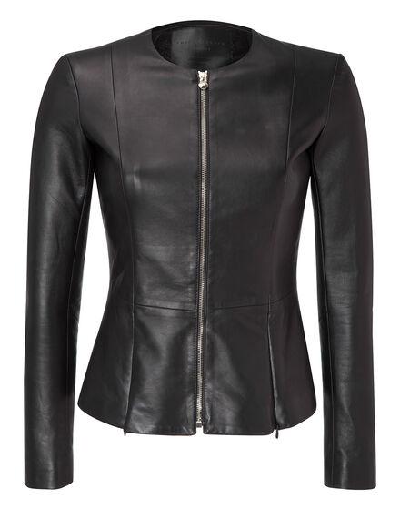 leather jacket paris bound