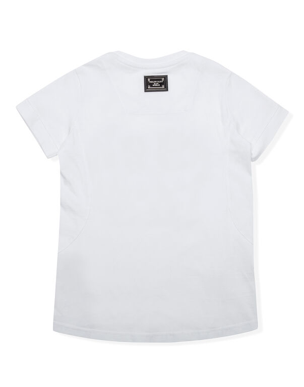 "T-shirt Round Neck SS ""Big logo"""