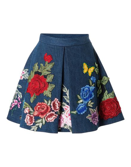 Denim Skirt Calista Berley