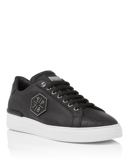 Lo-Top Sneakers Ebony