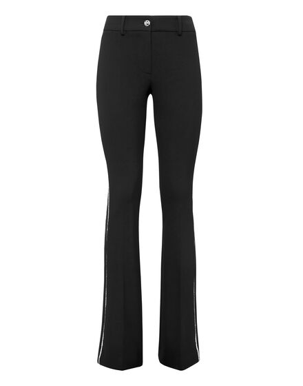 Cady Long Trousers 80 Fit Crystal