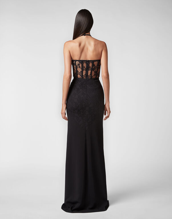 Long Dress Lace
