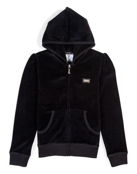 hoodie jacket plein butterfly