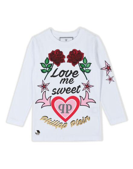 T-shirt Round Neck LS Joaqui