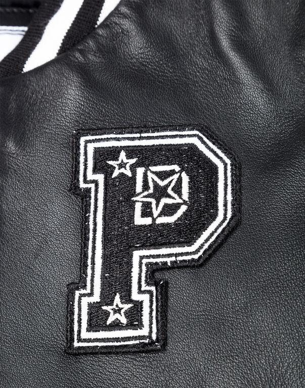 "Leather Jacket ""Karl"""
