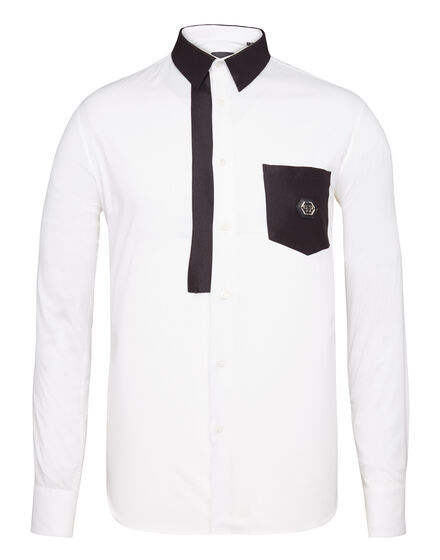 Shirt Platinum Cut LS Amias