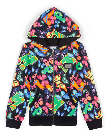 hooded jacket passion for fashion