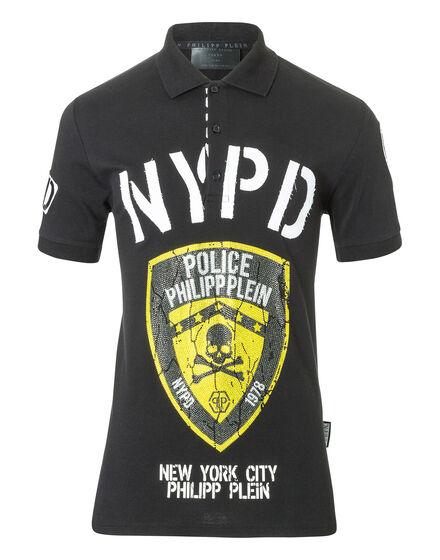 Polo shirt SS Gang