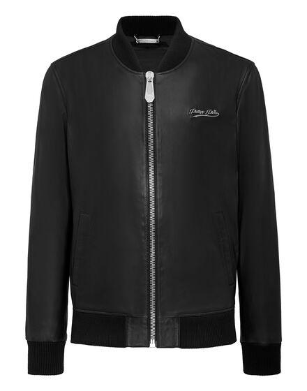 Leather Jacket Signature