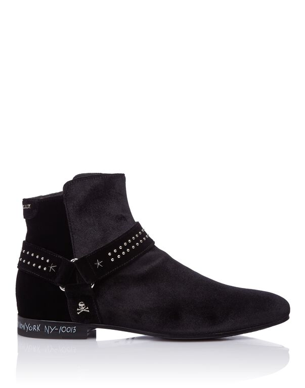 Boots Low Flat MM
