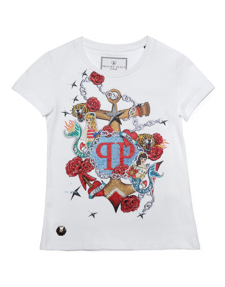 T-shirt Round Neck SS Alannah