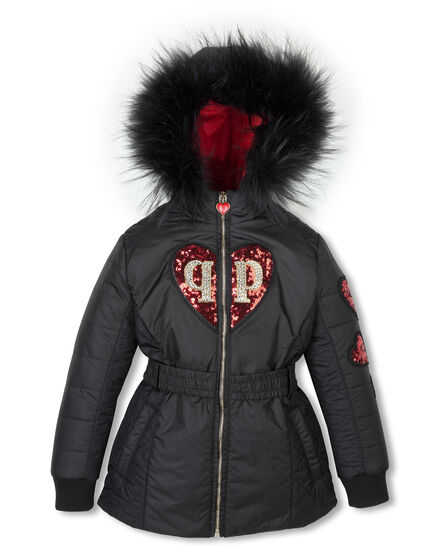 Down Jacket Poison Love