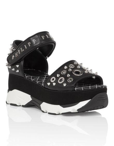 Sandals Wedges Tiki
