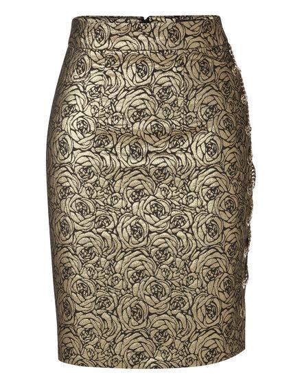 Long Skirt Treed
