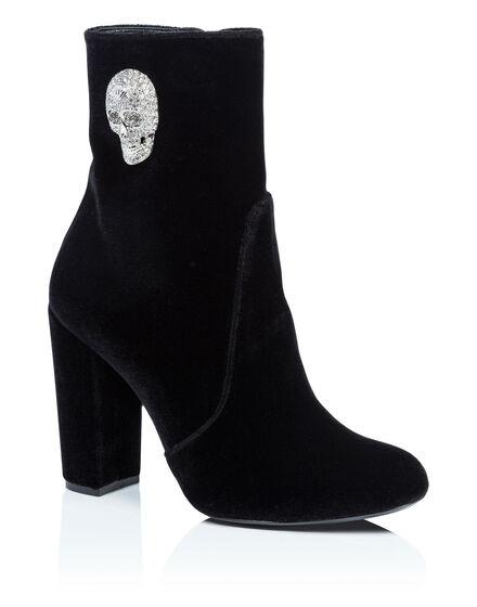 bootie high heels Kaia