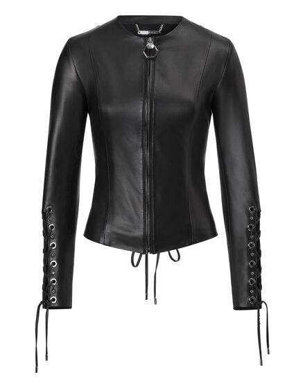 Leather Jacket Phecda