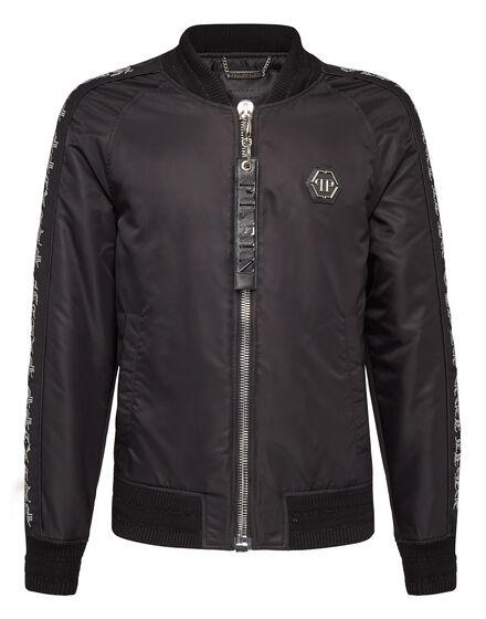 Nylon Jacket Gothic Plein