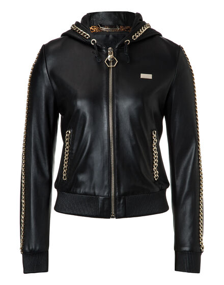 Leather Jacket Verman