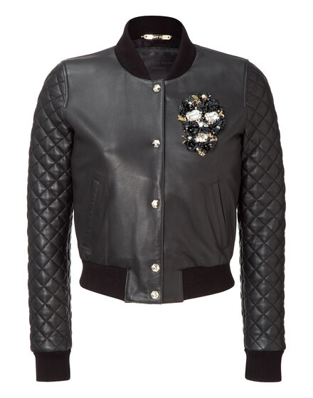 leather bomber small enemy