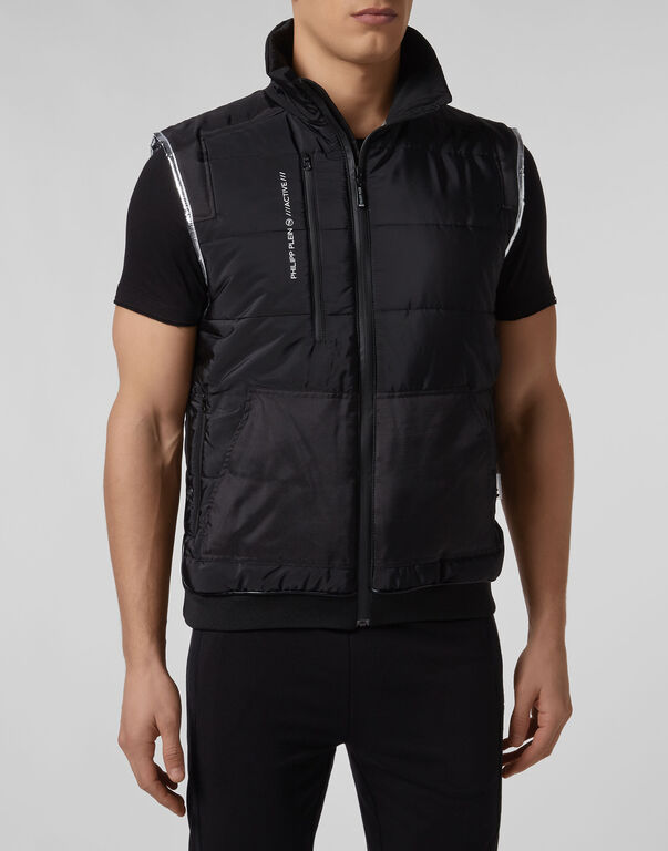 Short Vest XYZ Scratch